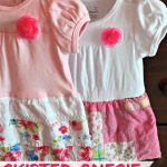 Skirted Onesie Tutorial