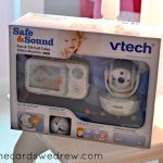Safe&Sound® VTech Baby Monitor Review