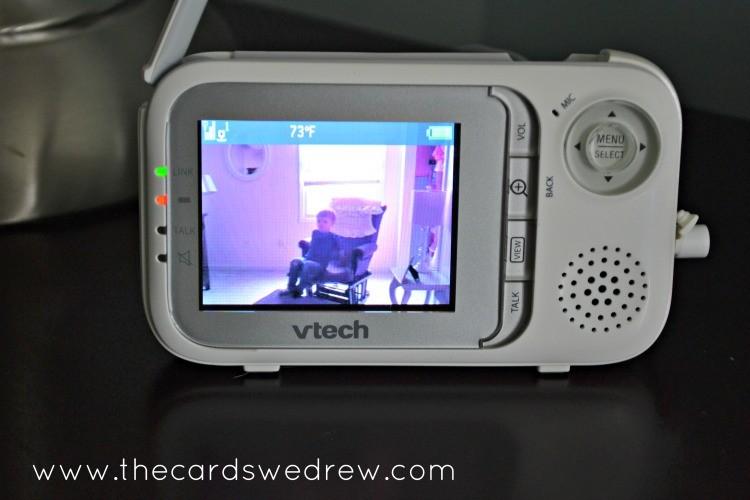 VTech Safe and Sound VM333 Baby Monitor