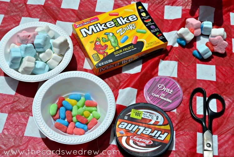 candy necklace supplies