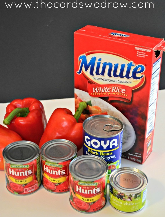 hunts tomato sauce mexican stuffed peppers recipe
