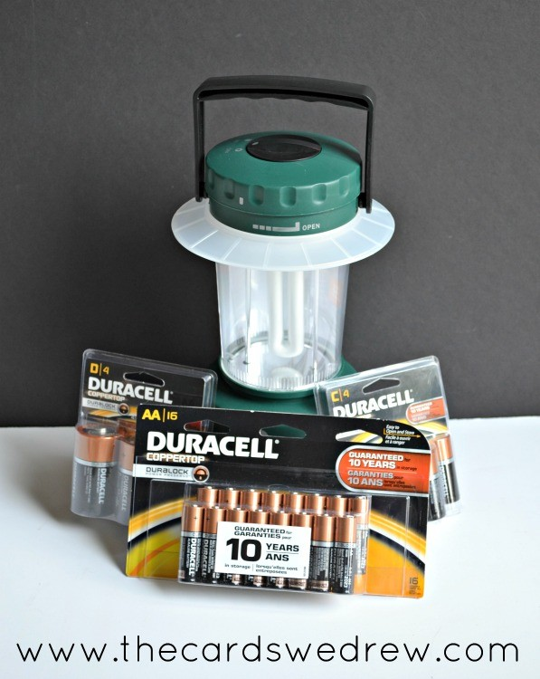 lantern for emergency preparedness