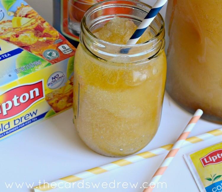 lipton tea peach schnapps slush recipe