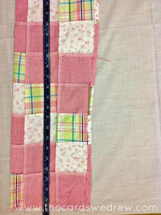 measuring fabric