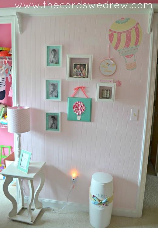 Hot Air Balloon Nursery Decorations