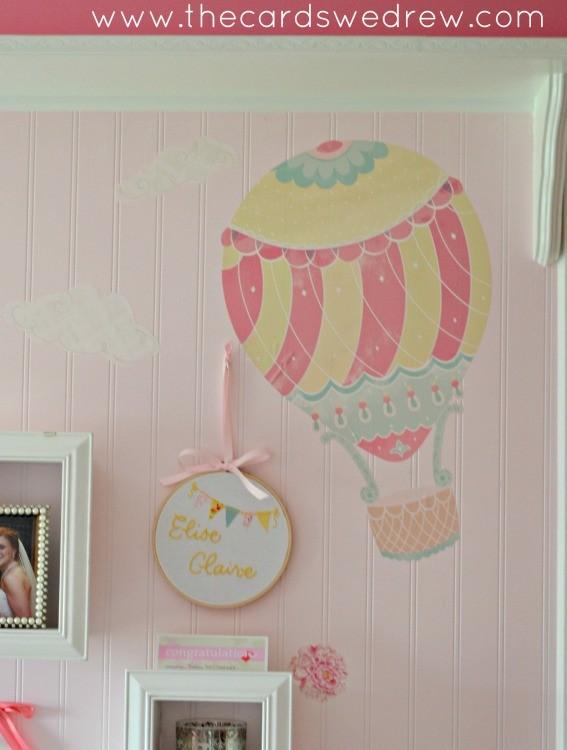 Wallternative Hot Air Balloon Wall Art