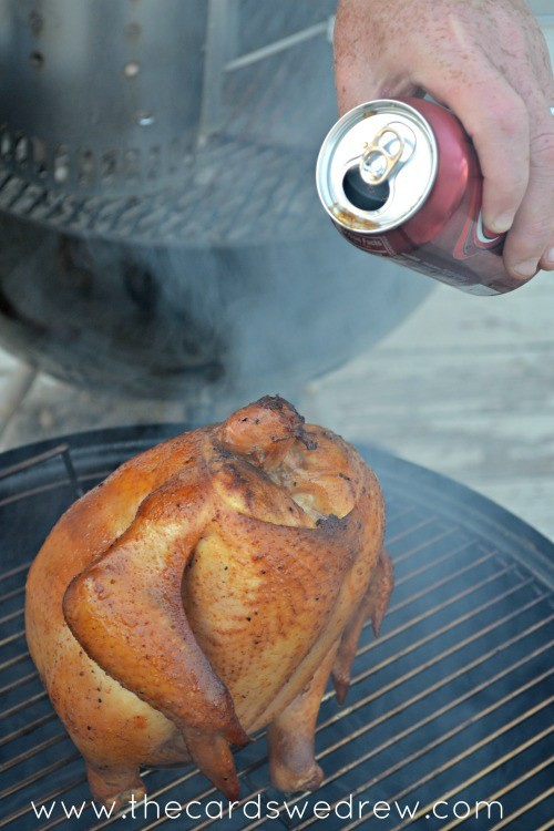 baste your chicken with dr. pepper