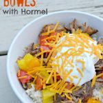 Easy Carnitas Bowls {Straight from the grill flavor}