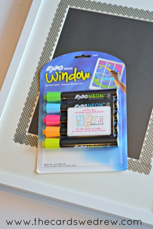 Expo Neon Markers