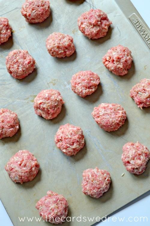 how to make homemade spaghetti sauce and meatballs
