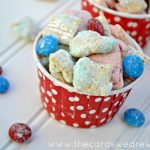 Superhero M&M's Muddy Buddies