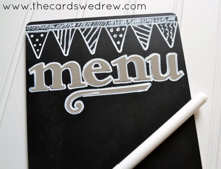 menu tracing