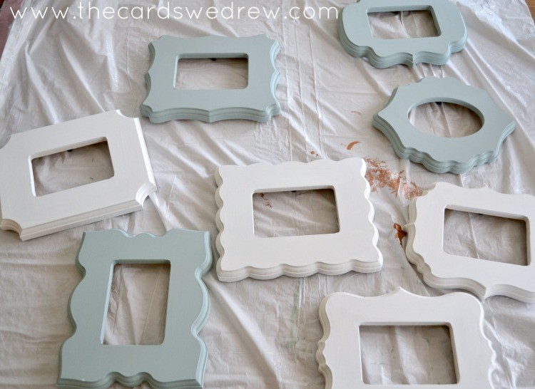 paint your mini frames