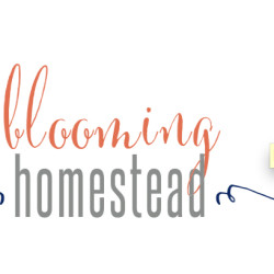 Blooming Homestead logo