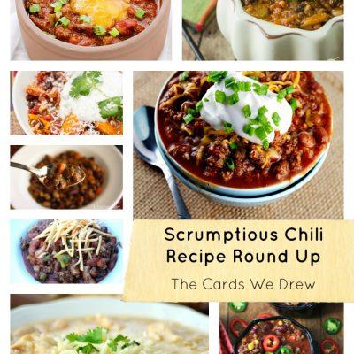 Chili Recipes Round Up