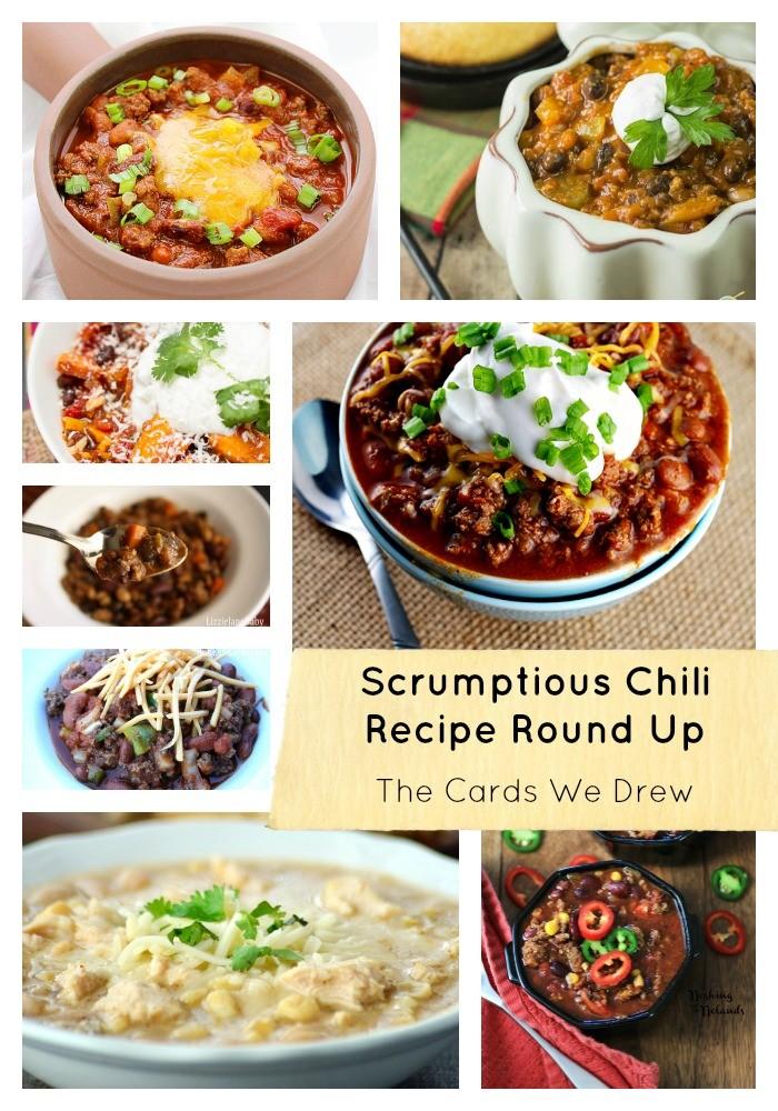 Chili Round Up Collage