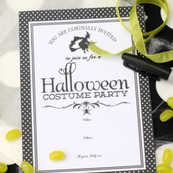 Halloween Printables Round Up