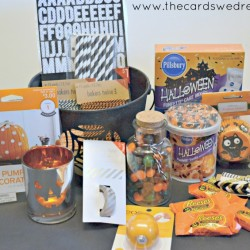 Halloween My Favorite Things Basket