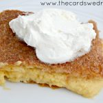 Pumpkin Sopapilla Cheesecake