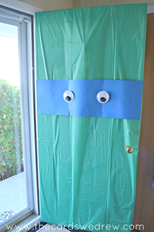 Teenage Mutant Ninja Turtle Front Door