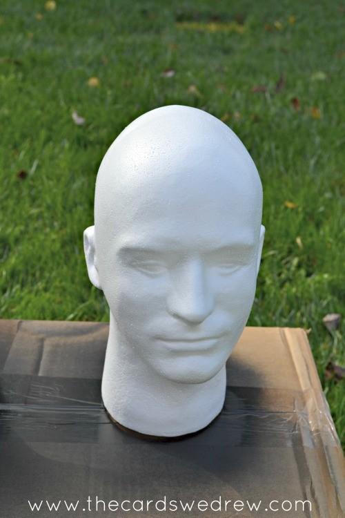 foam head ninja training game