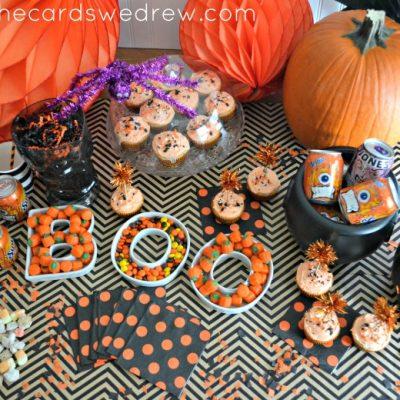 Mini Pumpkin Carving Party Idea