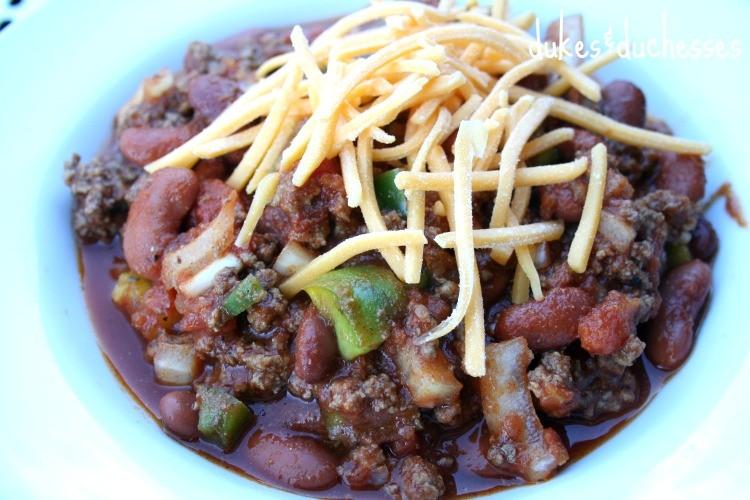the best crock pot chili recipe