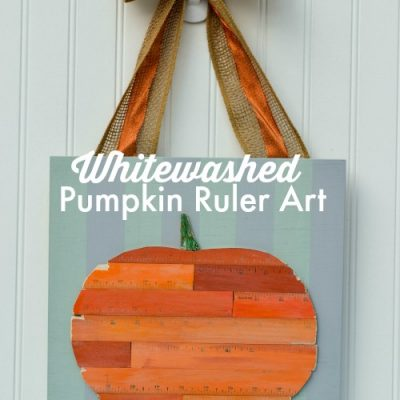 Fall Pumpkin Wall Decor