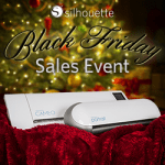 Silhouette Black Friday Sale + Portrait Giveaway!