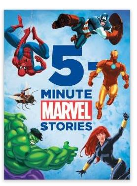 5 minute marvel stores