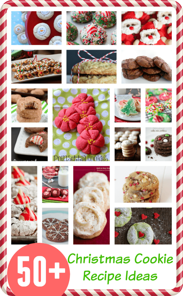 50+ Christmas Cookies Recipe Ideas
