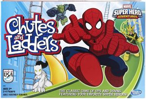 superhero board game