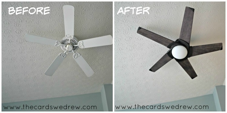 Before and After Fan Photos