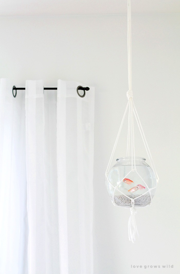 Hanging-Macrame-Fish-Bowl-4
