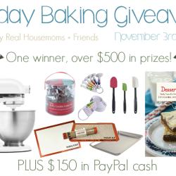 Holiday Baking Giveaway Horizontal Graphic(1)