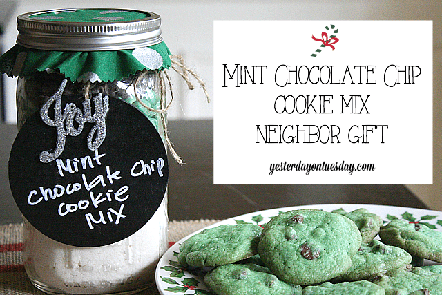 Mint-Chocolate-Chop-Cookie-Mix-with-Cookies