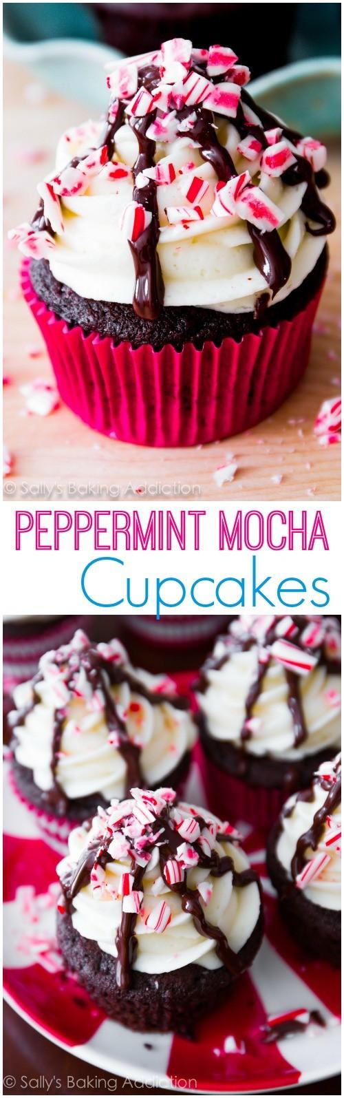 Peppermint-Mocha-Cupcakes-by-Sallys-Baking-Addiction