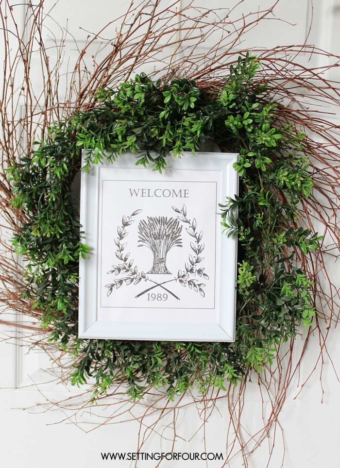 boxwood-wreath-welcome-printable-diy