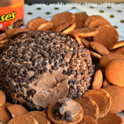 cream cheese peanut butter ball
