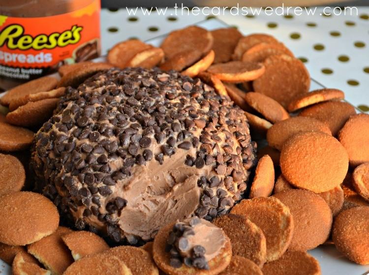 Reese Chocolate Spread Cake Recipe