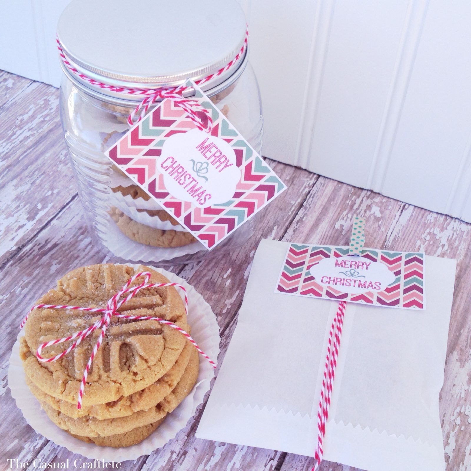 the best ever peanut butter cookies