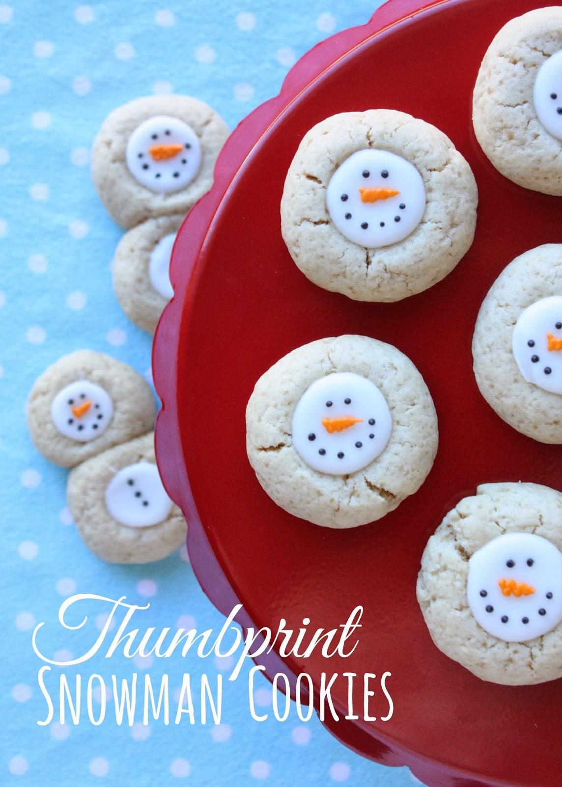 thumbprint snowmen 2 010 2