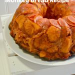 Pepperoni Pizza Monkey Bread