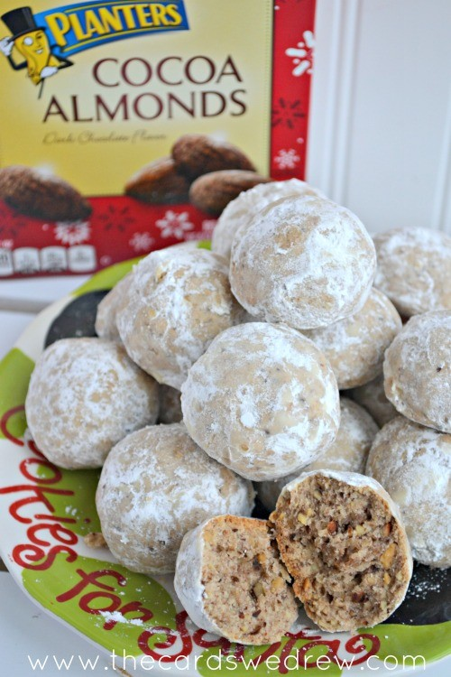 Planters Cocoa Almond Cookies