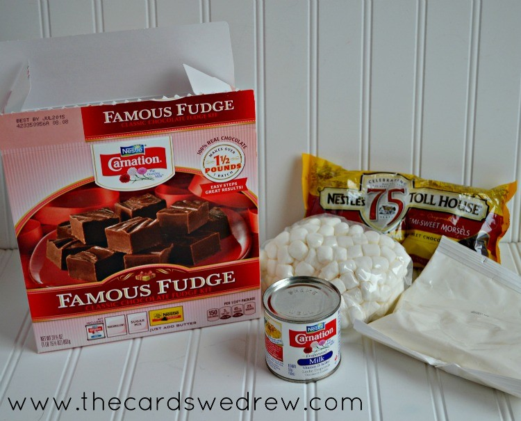 carnation famous fudge kits