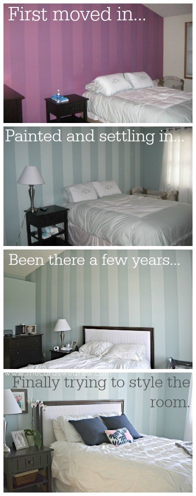 The Evolution of the Bedroom