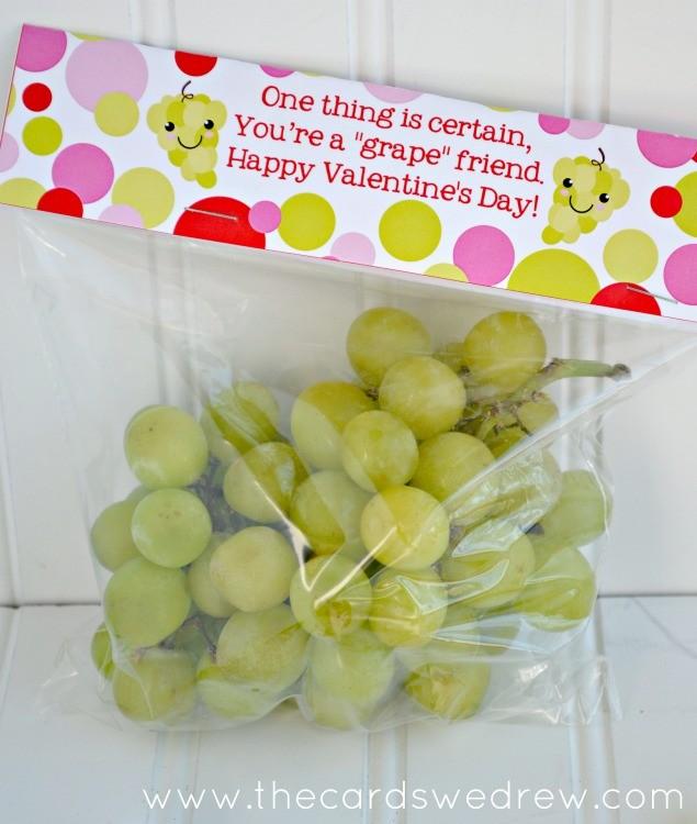 grape fruit valentine