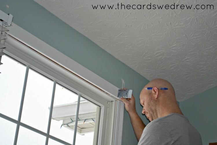 installing bali blinds
