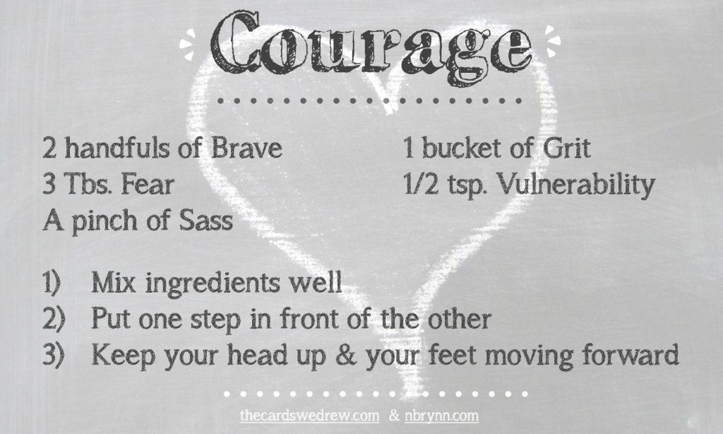 CourageRecipe