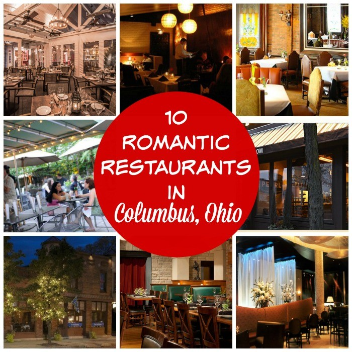 Romantic Restaurants in Columbus, Ohio